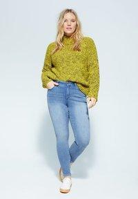 Violeta by Mango - IRENE - Jeans Skinny Fit - hellblau - 1
