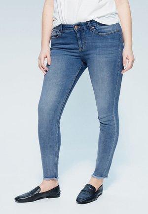 ANDREA - Slim fit jeans - Medium blue
