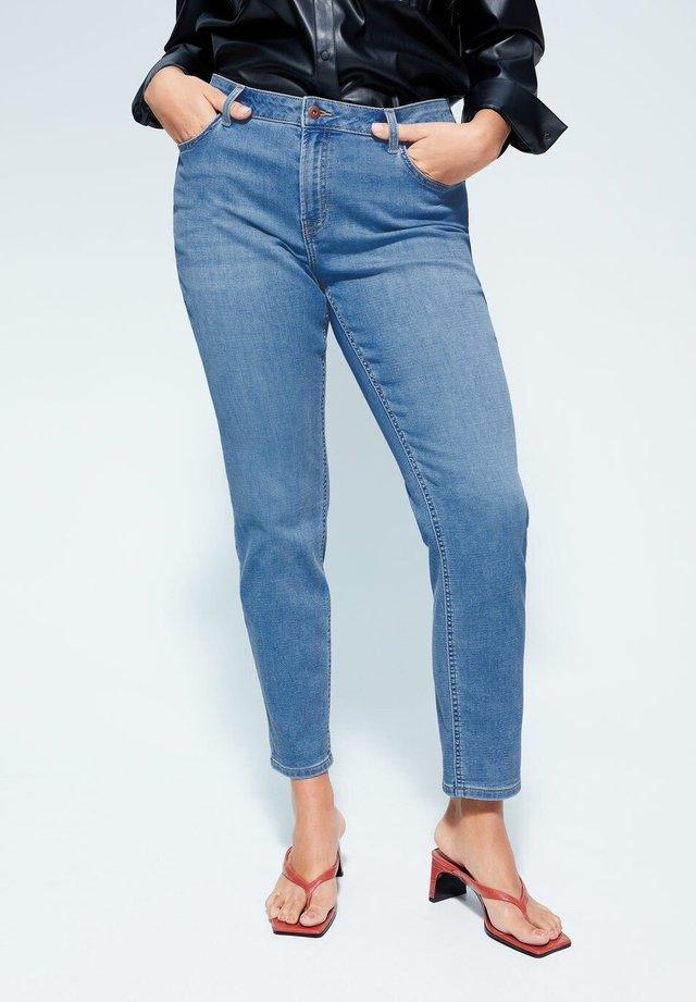 COMFY - Slim fit jeans - medium blue