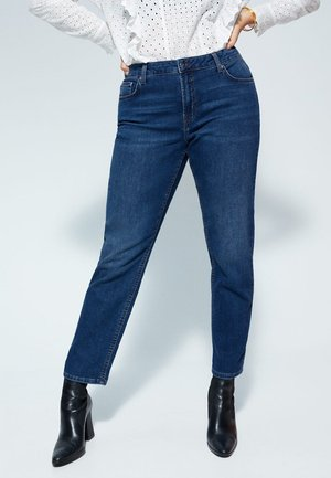 COMFY - Relaxed fit jeans - dark blue