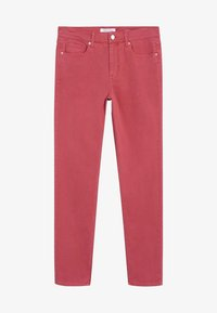 Violeta by Mango - JULIA - Jeans Slim Fit - orange - 4