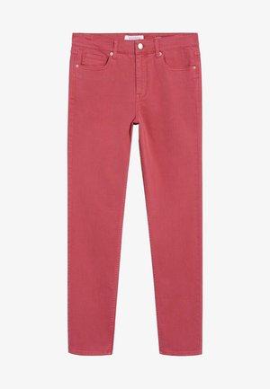 JULIA - Jeans Slim Fit - orange