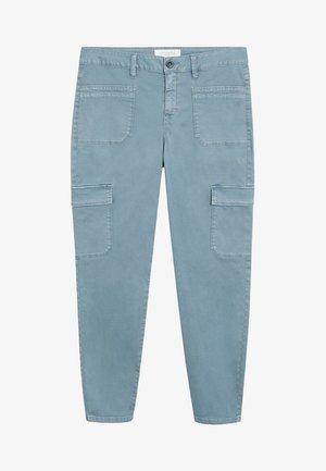PATXI - Jeans Skinny Fit - aquamarine