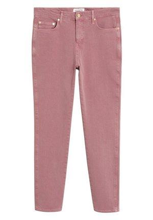 IRENE - Jeans Straight Leg - helllila/pastelllila