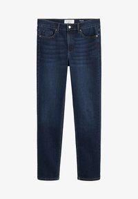 Violeta by Mango - SUSAN - Jeans Slim Fit - dunkelblau - 5