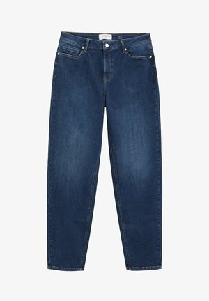ELY - Jeans baggy - azul oscuro