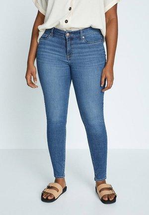 ANDREA - Slim fit jeans - bleu moyen