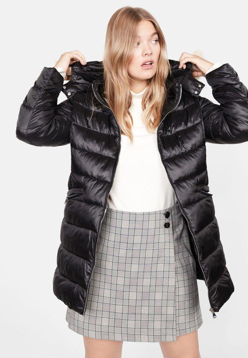 Violeta by Mango - ICE - Winter coat - black