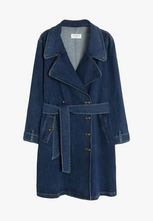 MILI - Trenchcoat - dark blue