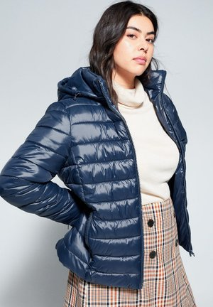 RISE - Giacca invernale - dark navy blue