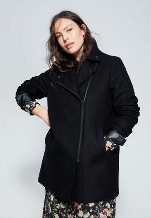 ELECTRI - Korte frakker - black