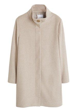 ELLE - Classic coat - beige