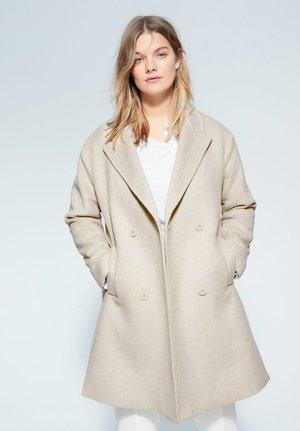 DION - Korte frakker - beige