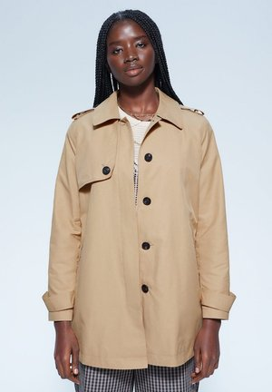 SNOW - Trench - beige