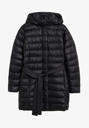 SELLER7 - Down coat - schwarz