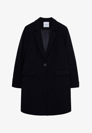 LETI - Classic coat - schwarz
