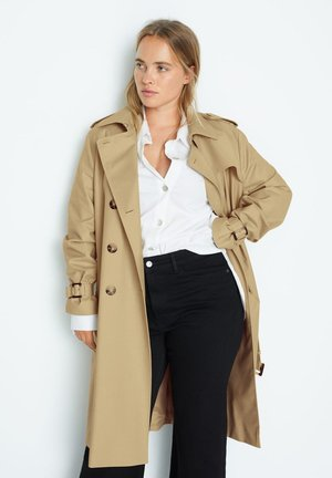 BOGARTY7 - Trenchcoat - beige