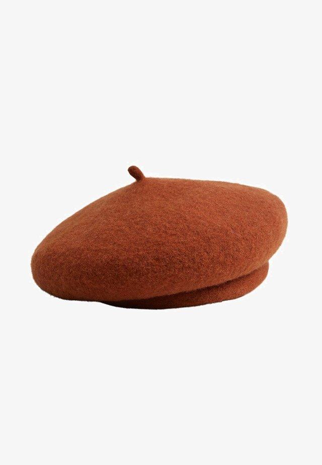 BERET - Bonnet - caramel