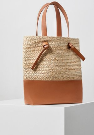 MEXICO - Tote bag - beige