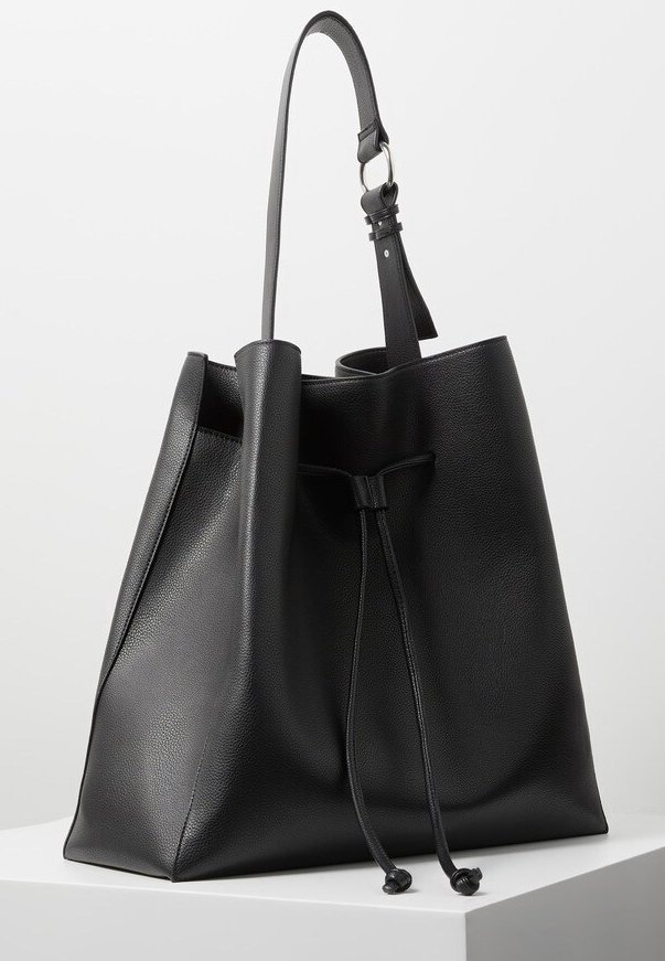 Violeta by Mango - RING - Bolso de mano - black