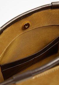 Violeta by Mango - NUDOS - Tote bag - medium brown - 5