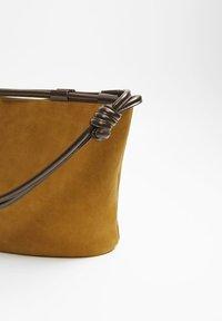 Violeta by Mango - NUDOS - Tote bag - medium brown - 2