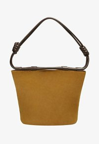 Violeta by Mango - NUDOS - Tote bag - medium brown - 1