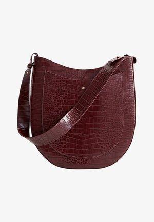 MOUNTAIN - Handbag - bordeaux