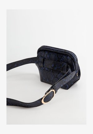 OPEN - Bæltetasker - petrol blue