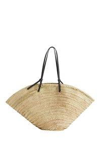 Violeta by Mango - FARMER - Shopping Bag - ecru - 0