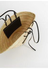 Violeta by Mango - FARMER - Shopping Bag - ecru - 3