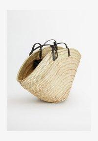 Violeta by Mango - FARMER - Shopping Bag - ecru - 1