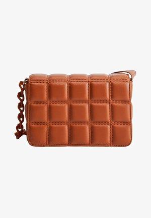 MATTI - Handbag - caramel