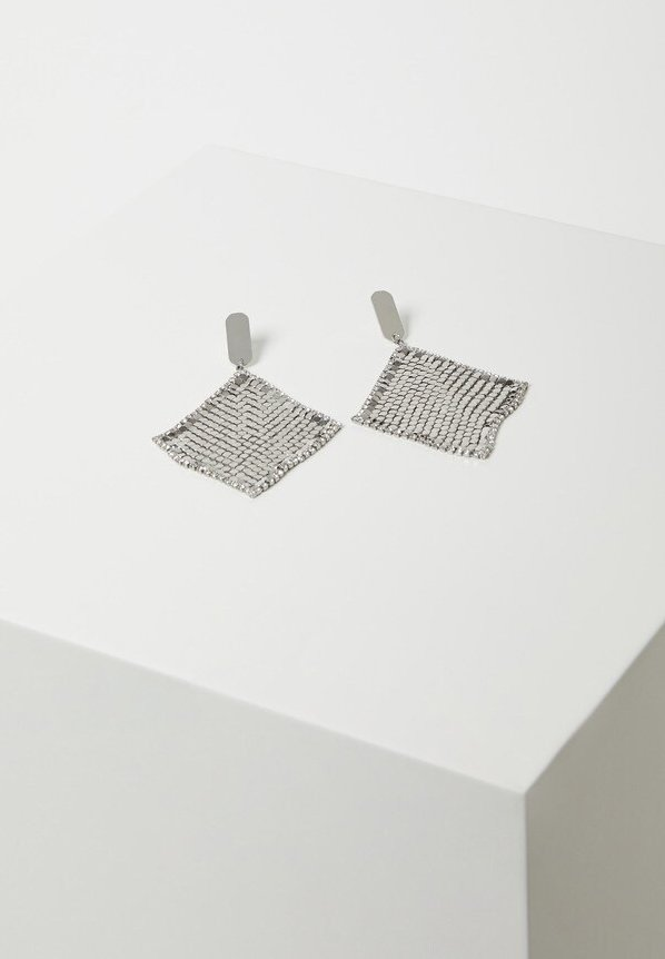 MARILYN-I - Oorbellen - silver-coloured