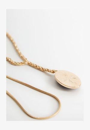 ALDA - Halskette - gold-coloured