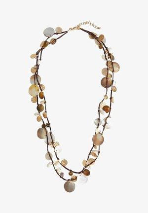 ATTICUS - Necklace - bruin