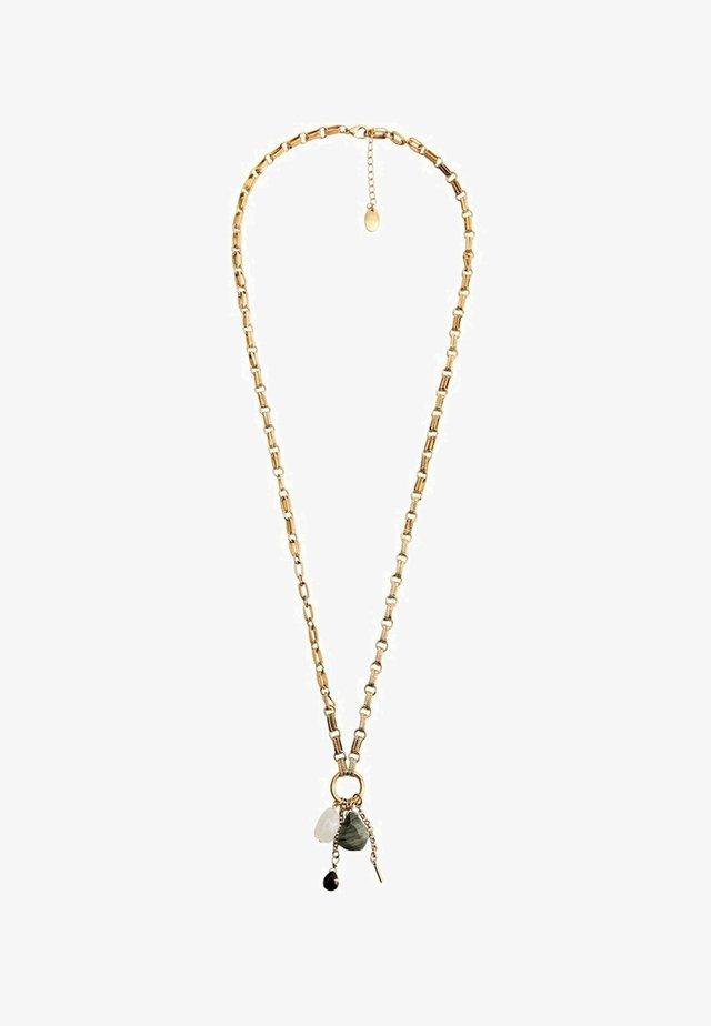 KRAZ - Necklace - gold