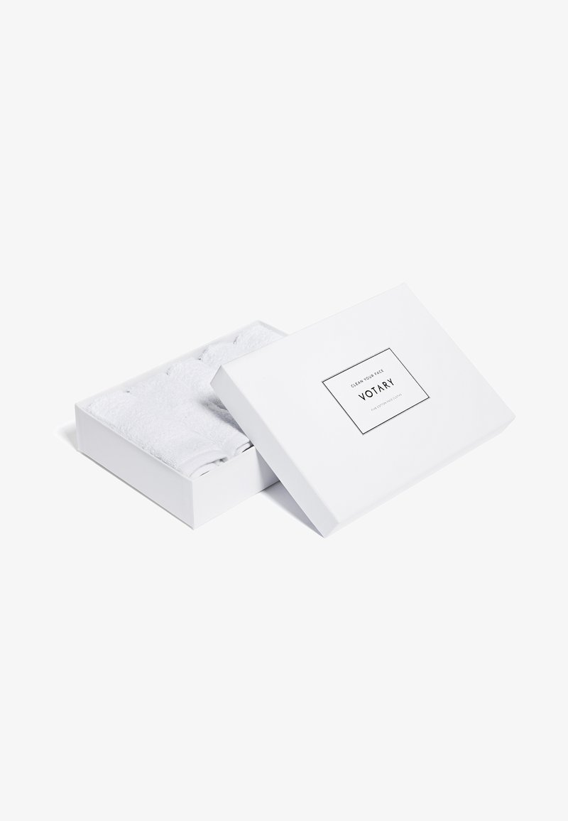 Votary - PACK OF FIVE COTTON FACE CLOTHS - Skincare tool - -