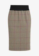 NEW PENCIL SKIRT - Spódnica ołówkowa  - multi