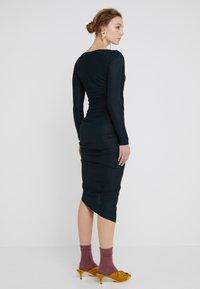 Vivienne Westwood Anglomania - VIAN DRESS - Vestido de tubo - black - 2