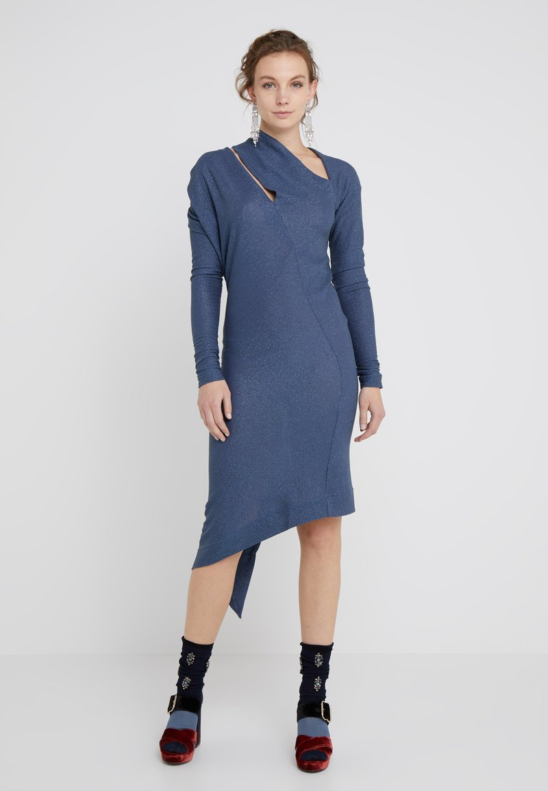 Vivienne Westwood Anglomania - TIMANS DRESS - Cocktailkleid/festliches Kleid - blue