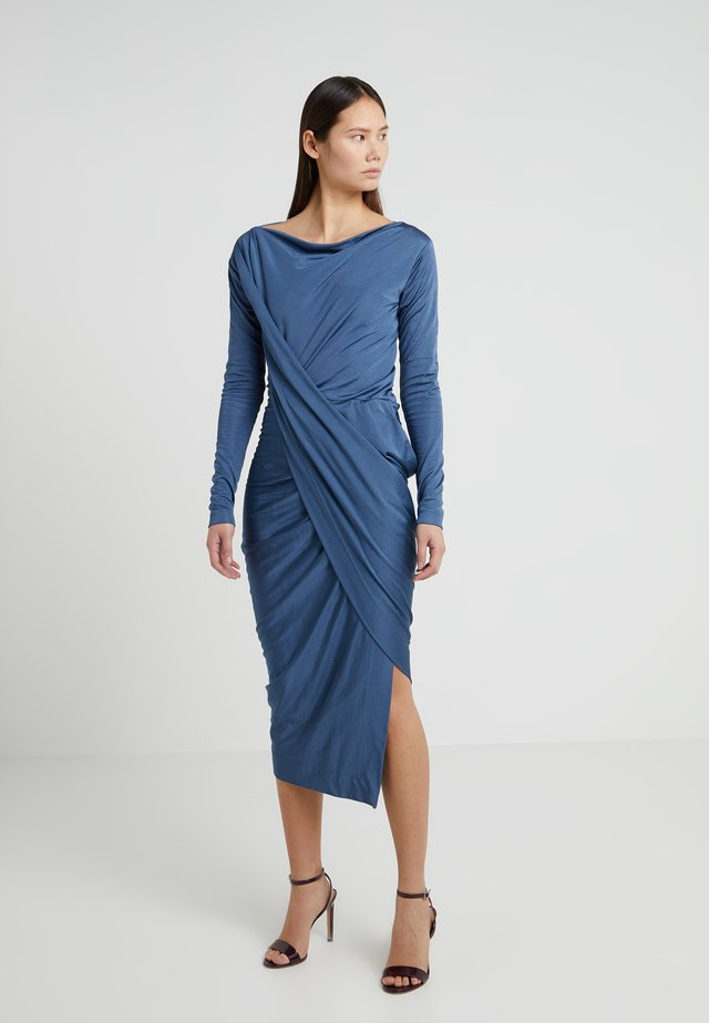 VIAN DRESS - Cocktailkjoler / festkjoler - blue