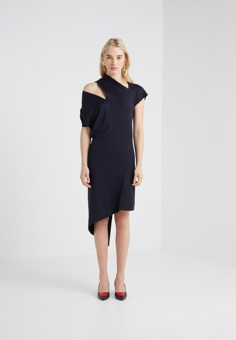 Vivienne Westwood Anglomania - TIMANS DRESS - Jerseykleid - navy