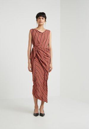 VIAN DRESS - Vestito elegante - terracotta