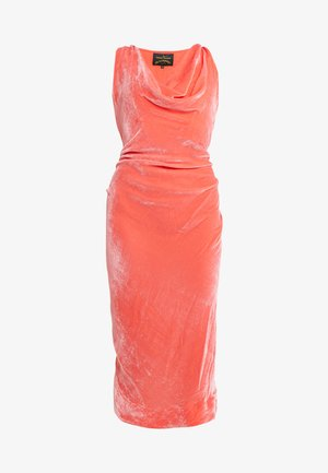 VIRGINIA DRESS - Robe d'été - shrimp