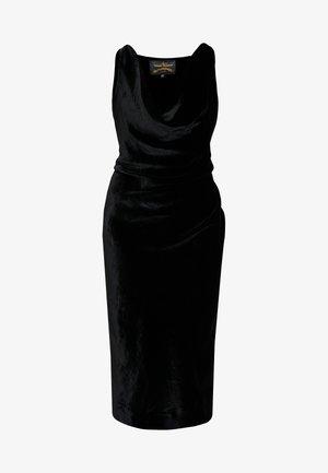 VIRGINIA DRESS - Denní šaty - black