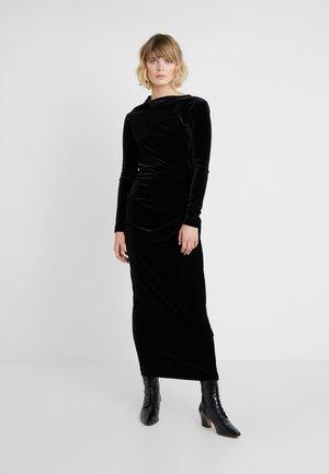 MAXI TAXA DRESS - Cocktailjurk - black