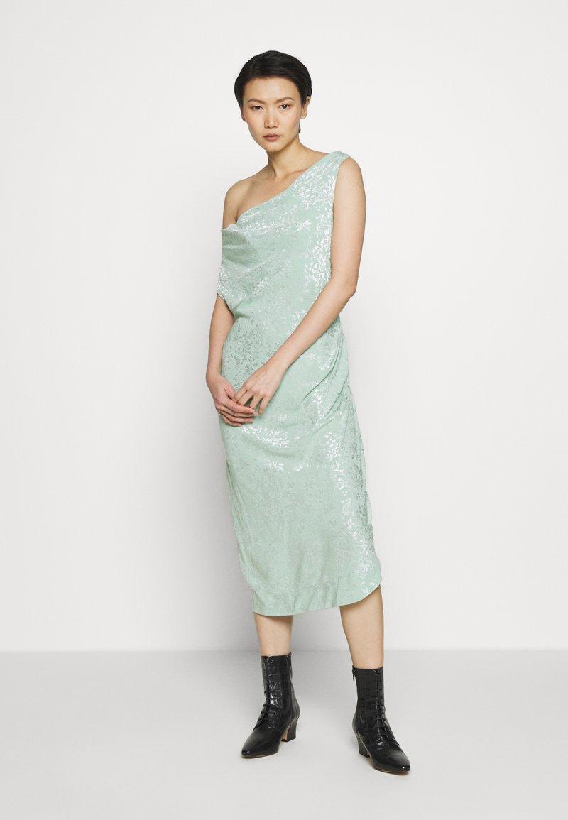Vivienne Westwood Anglomania - VIRGINIA DRESS - Cocktailkleid/festliches Kleid - mint