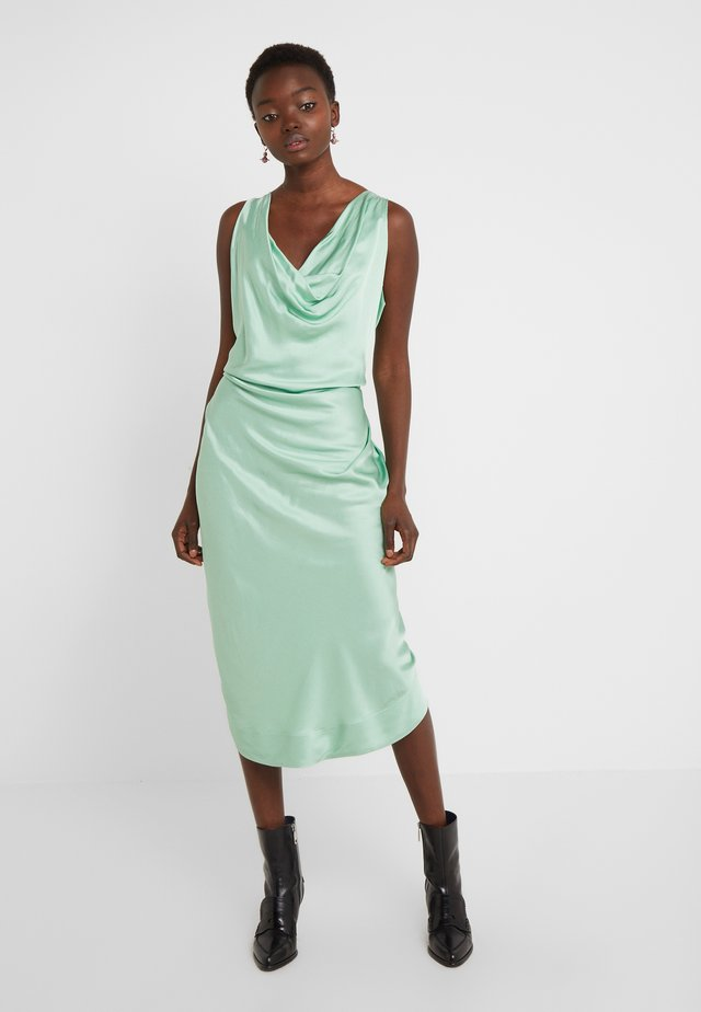 VIRGINIA DRESS - Juhlamekko - mint