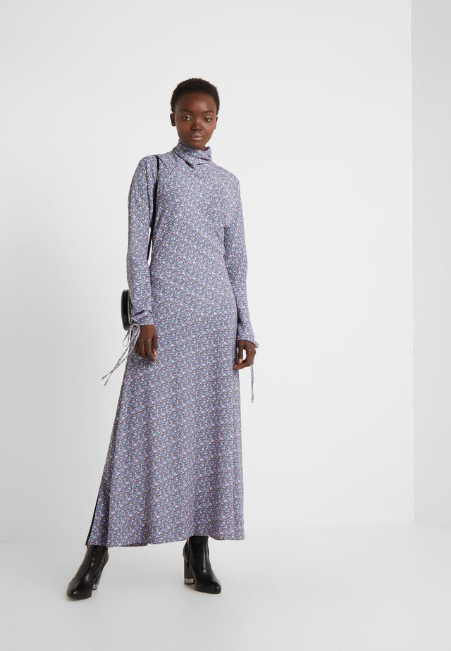 POLO NECK DRESS - Vapaa-ajan mekko - multi